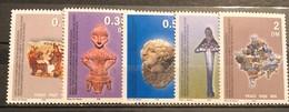 Kosovo, 2000, Mi: 1-5 (MNH) - Kosovo