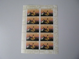 2973   Burgen U. Schlösser ,  10 Er Bogen - [7] West-Duitsland