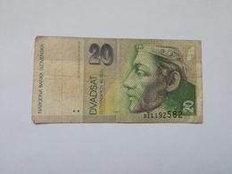 SLOVACCHIA 20 KORUN 1995 - Slowakei