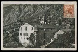 ANDORRA. C.1935. 2c TP Maxima. - Non Classés