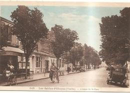 Avenue De La Gare - Sables D'Olonne
