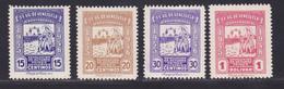 VENEZUELA AERIENS N°  214 à 217 ** MNH Neufs Sans Charnière, B/TB (L1255) Anniversaire De La Révolution D'octobre - 1946 - Venezuela