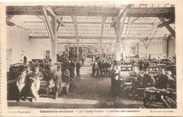 Aviation Le Camp Cazes L'atelier Des Moteurs - Casablanca