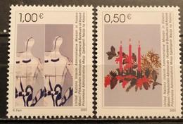Kosovo, 2003, Mi:  16-17 (MNH) - Kosovo