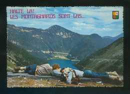 *Vall D'Aure. Le Lac D'Oredon* Ed. Francesa. Nueva. - Aragnouet
