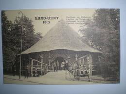 Congo Kongo Oubangui - World Expo Exposition Universelle - Gand Gent 1913 - Belgisch-Congo - Varia