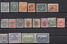 Dominicaine  Lot De 18 Valeurs  Avant 1930 - Dominicaine (République)