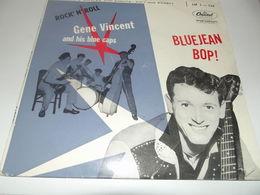 GENE VINCENT, Bluejean Bop Jezebel Premier Pressage - Rock