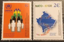 Kosovo, 2004, Mi:  18-19 (MNH) - Kosovo