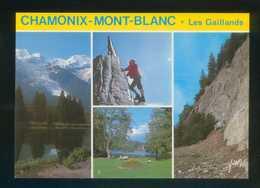 *Les Gaillands* Ed. Francesa. Nueva. - Chamonix-Mont-Blanc