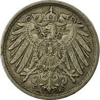 Monnaie, GERMANY - EMPIRE, Wilhelm II, 5 Pfennig, 1914, Berlin, TB+ - [ 2] 1871-1918: Deutsches Kaiserreich