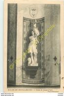 30.  Eglise De BOUILLARGUES .  Statue De Jeanne D'Arc . - France