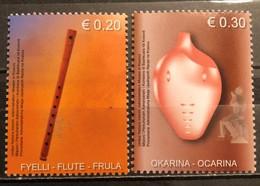 Kosovo, 2004, Mi: 20-21 (MNH) - Kosovo