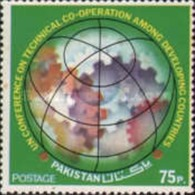 PAKISTAN 1978 MNH UN U.N CONFERENCE ON TECHNICAL CO-OPERATION UNITED NATIONS - Pakistan