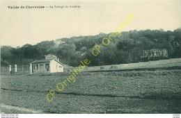 78.  Le Cottage Du Coudray .  Vallée De Chevreuse . - France