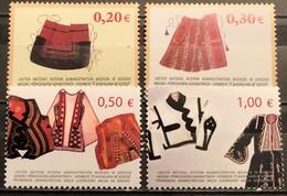 Kosovo, 2004, Mi:  22-25 (MNH) - Kosovo