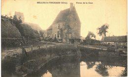 Bellou Le Trichard - Ferme De La Cour - Andere Gemeenten