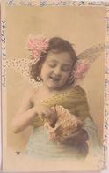"""""""Kinder, Muschel"""" Jahr 1912, Serie 751  (1312) - Kinder"""