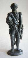 FIGURINE PUBLICITAIRE MOKAREX - ROIS ET GRANDS CAPITAINES - MARECHAL DE SAXE - Figurines