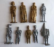 FIGURINE PUBLICITAIRE LOT FIGURINES MOKAREX DEFECTUEUX - Figurines