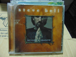 Steve Bell- Beyond A Shadow - Religion & Gospel