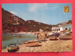 Visuel Très Peu Courant - Espagne - Alicante - Javea - Playa De Granadella - Recto-verso - Alicante