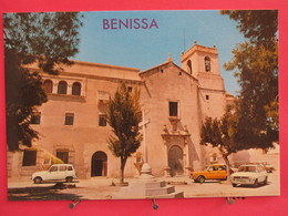 Visuel Très Peu Courant - Espagne - Alicante - Benissa - Convento Franciscano - Recto-verso - Alicante
