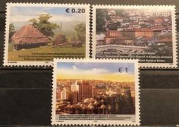 Kosovo, 2005, Mi:  35-37 (MNH) - Kosovo