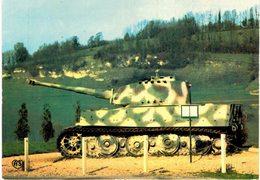 Vimoutiers - Char Tigre Sabordé Au Soir De La Bataille De Falaise Chambois En Aout 1944 - Vimoutiers