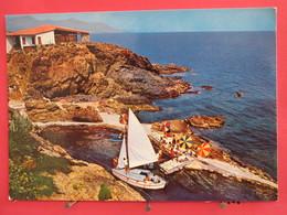 Visuel Très Peu Courant - Espagne - Llansa - Fané - Domaine Des Vacances De Rêve - Port Et Plage Particuliers - Espagne