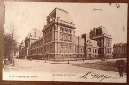 Anvers Le Palais De Justice 1905 - Antwerpen
