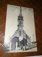 CPA 22 ENVIRONS DE PAIMPOL - KERITY - L'EGLISE - RENAULT PHOT. EDIT. PAIMPOL N° 255 - France