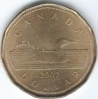 Canada - Elizabeth II - 2007 - 1 Dollar - Royal Canadian Mint Mintmark - KM495 - Canada