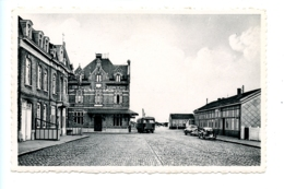 Diksmuide - Staties Trein En Buurtspoorweg - Dixmude - Gares Du Chemin De Fer Et Du Vicinal / Vanblaere - Diksmuide