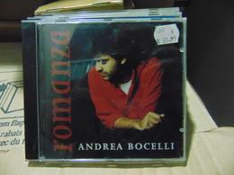 Andrea Bocelli- Romanza - Classique