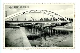 Wervicq - Pont Sur La Lys - Wervik - Brug Op De Leie  / Wervicquoise - Wervik