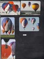 Pocket Calendars Russia - 2018- Balloon - Advertising - Calendriers