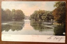 Anvers Partie Du Parc 1904 - Antwerpen