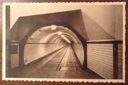 Anvers Tunnel Pour Pietons Sous L'Escaut - Antwerpen