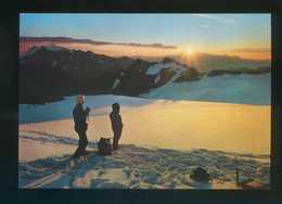 *Aurora Boreale Sulle Alpi* Ed. Italiana. Nueva. - Alpinismo