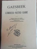 GAESBEEK Et LOMBEEK-NOTRE-DAME - Belgien