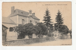 ROMILLE - L'ECOLE DES GARCONS - 35 - Other Municipalities