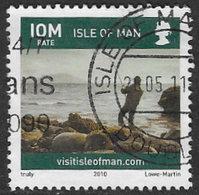 Isle Of Man 2010 Island Life (IOM) Type 2 Sheet Stamp Good/fine Used [30/27560/ND] - Isle Of Man