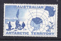 1957 - AUSTRALIAN ANTARTIC TERRITORY -  Yi. 1 - NH - (REG2875.. 25) - Territorio Antartico Australiano (AAT)