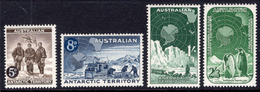 1959 - AUSTRALIAN ANTARTIC TERRITORY -  Yi. 2/5 - NH - (REG2875.. 25) - Territorio Antartico Australiano (AAT)