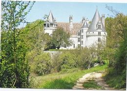 CPM - Villars - Château De Puyguilhem - France