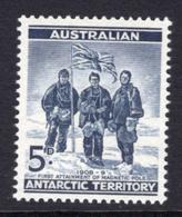 1961 - AUSTRALIAN ANTARTIC TERRITORY -  Yi.  6 - NH - (REG2875.. 25) - Territorio Antartico Australiano (AAT)