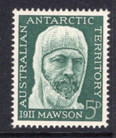 1961 - AUSTRALIAN ANTARTIC TERRITORY -  Yi.  7 - NH - (REG2875.. 25) - Territorio Antartico Australiano (AAT)