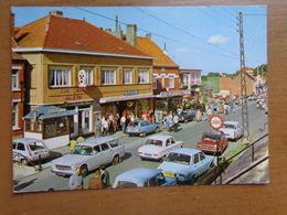 "Westouter, Café-Restaurant ""Belle Vue"" Zwarte Berg (auto's, Voitures) --> Onbeschreven - Heuvelland"