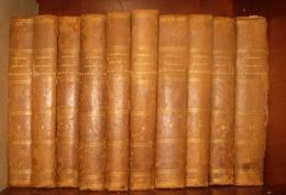 Histoire Des Ducs De Bourgogne De La Maison De Valois 1364 - 1477 - 10 Volumes - Boeken, Tijdschriften, Stripverhalen